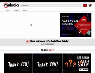 melodiamusik.com screenshot