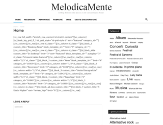 melodicamente.com screenshot