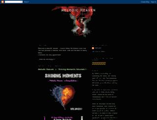 melodicheaven.blogspot.com screenshot
