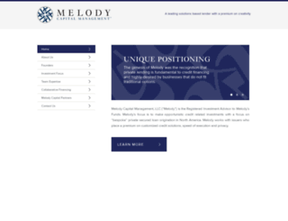 melody.com screenshot