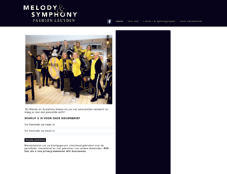 melodyfashion.nl screenshot