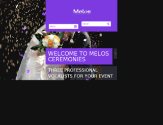 melos-music.com screenshot
