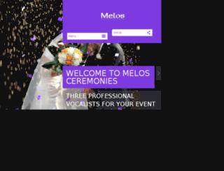 melos-music.com screenshot
