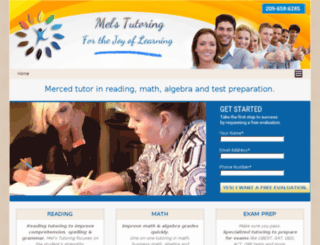 melstutoring.com screenshot