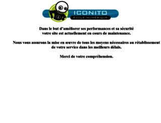 melun.iconito.fr screenshot