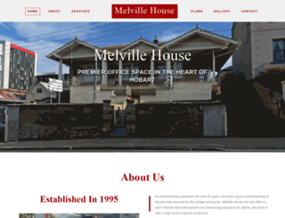 melvillehouse.com.au screenshot