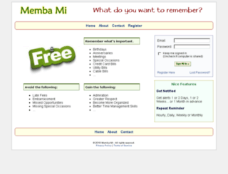 membami.com screenshot