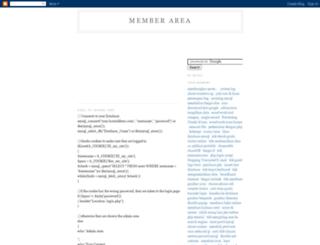 member-area-riaq.blogspot.com screenshot