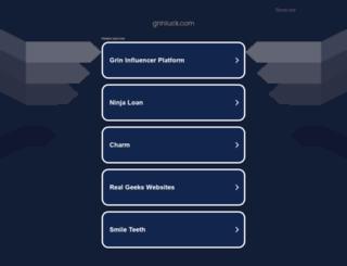 member.grinluck.com screenshot