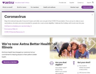 member.illinicare.com screenshot