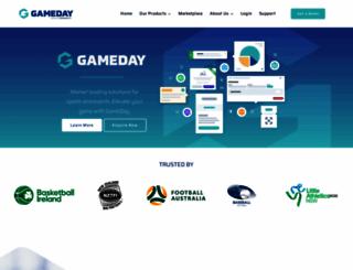 memberdesq.onesporttechnology.com screenshot