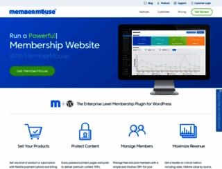 membermouse.com screenshot