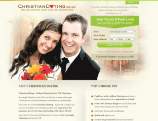 members.christiandating.co.uk screenshot