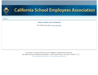members.csea.com screenshot