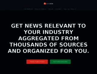members.einnews.com screenshot