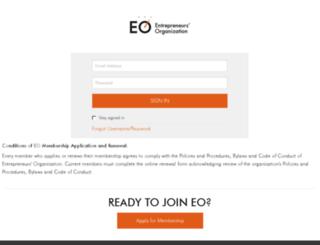 members.eonetwork.org screenshot