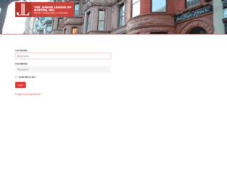members.jlboston.org screenshot