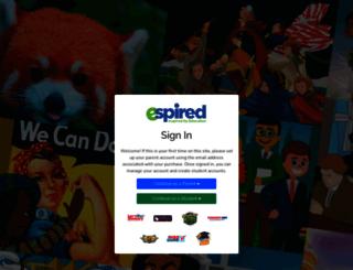 members.learnourhistory.com screenshot