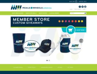 members.shopmealsonwheels.org screenshot