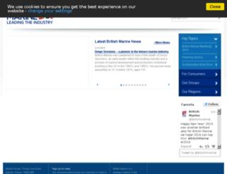 members.superyachtuk.com screenshot