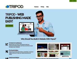 members.tripod.com screenshot