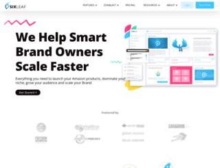 members.zonsquad.com screenshot