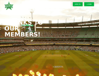 membership.melbournestars.com.au screenshot