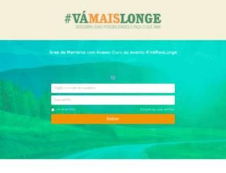 membros.vamaislonge.com.br screenshot