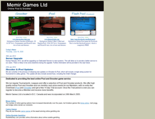 memirgames.com screenshot