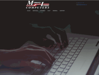 memlane.com screenshot