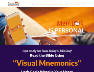 memlok.com screenshot
