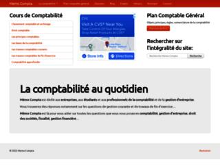 memocompta.fr screenshot