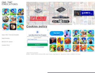 memolas.es screenshot