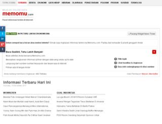 memomu.com screenshot