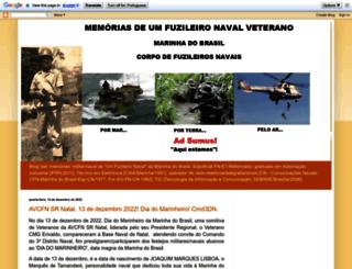memoriasfuzileironavalreformado.blogspot.com.br screenshot