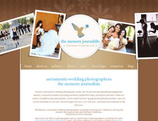memoryjournalists.com screenshot