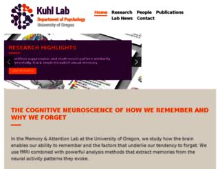 memorylab.wpengine.com screenshot