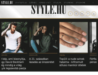men-style.hu screenshot