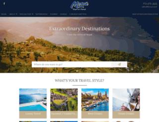 mena.travel screenshot