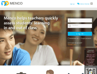 menco.io screenshot