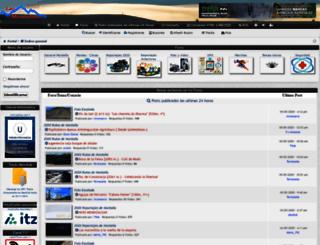 mendiak.net screenshot
