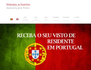 mendonca.com.pt screenshot