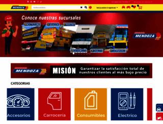mendoza.com.mx screenshot