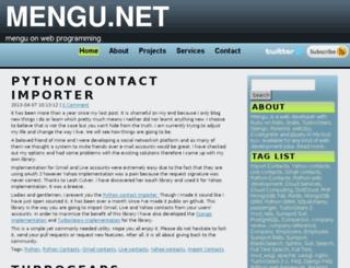 mengu.net screenshot
