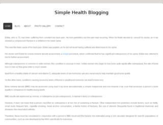 menhealthy.webs.com screenshot