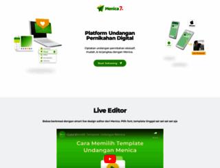 menica.id screenshot