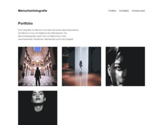 menschenfotografie.de screenshot