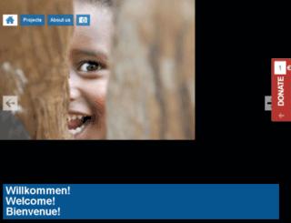 menschenfuermenschen.org screenshot