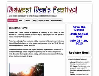 mensfest.com screenshot