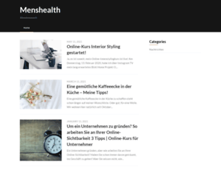 menshealth-abnehmcoach.de screenshot